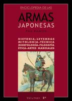 enciclopedia de las armas japonesas (vol. 2) pau ramon 9788420304168