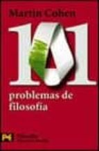 101 problemas de filosofia-martin cohen-9788420655468