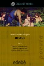 El libro de Las rimas de becquer autor LUIS GOMEZ CANSECO TXT!