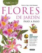 flores de jardin paso a paso 9788430551668