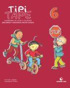 tipi tape 6 (cuaderno leer escribir infantil)-9788430700868