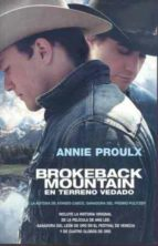 brokeback mountain: en terreno vedado-e. annie proulx-9788432312168