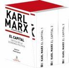el capital. obra completa karl marx 9788432317668