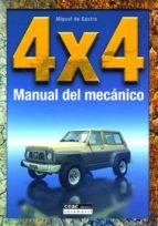 4 por 4 manual del mecanico miguel de castro 9788432911668