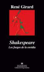 shakespeare: los fuegos de la envidia girard rene 9788433913968