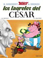 asterix 18: los laureles del cesar-rene goscinny-albert uderzo-9788434567368