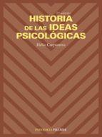 historia de las ideas psicologicas (2ª ed.)-helio carpintero-9788436817768