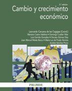 cambio y crecimiento económico (2ª ed.)-9788436836868