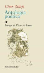 antologia de cesar vallejo-cesar vallejo-9788441405868