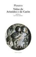 vidas de aristides y de caton-9788446018568
