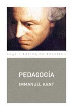 pedagogia-immanuel kant-9788446020868