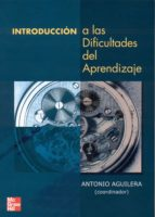 introduccion a las dificultades del aprendizaje-antonio aguilera-9788448140168