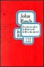 lecciones sobre la historia de la filosofia moral john rawls 9788449311468