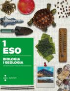 biologia i geologia. construïm 2015 1º eso 9788466138468