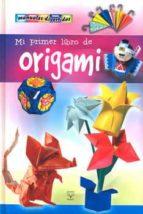 mi primer libro de origami mauricio robles 9788466220668