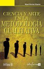 ciencia y arte en la metodologia cualitativa 9788466549868