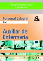 AUXILIAR DE ENFERMERIA DEL CONSELL INSULAR D´EIVISSA I FORMENTERA