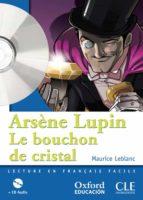 frances 1º eso lect (bouchon cristal) + cd maurice leblanc 9788467353068