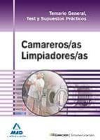 camareros/as limpiadores/as. temario general, test y supuestos pr acicos-9788467661668