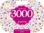 mi libro de 3000 pegatinas ¡fantasticas! con divertidas actividades 9788467748468