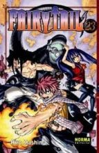 fairy tail (vol. 23) hiro mashima 9788467906868