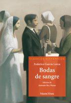 bodas de sangre federico garcia lorca 9788468206868