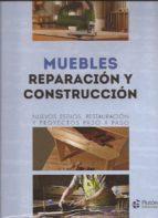 Muebles: reparacion y construccion Epub Descargar Gratis