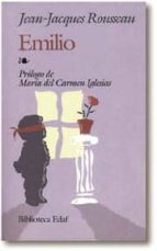 emilio (8ª ed.)-jean-jacques rousseau-9788471662668