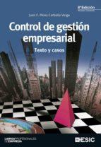 control de gestion empresarial (8ª ed, revisada y actualizada)-juan f. perez-carballo veiga-9788473568968