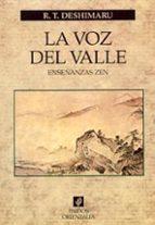 la voz del valle enseñanzas zen-taisen deshimaru-9788475093468