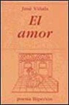 el amor jose viñals 9788475177168