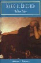 mario el epicureo-walter pater-9788477025368
