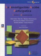 la investigacion: la accion participativa kurt et al. lewin maria cristina (coord.) salazar 9788478843268