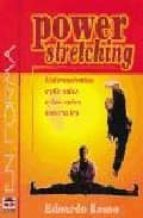 power stretching: estiramientos aplicados a las artes marciales edoardo rosso 9788479022068