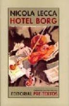 hotel borg nicola lecca 9788481919868