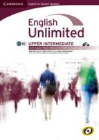 english unlimited b2 upper intermediate pack alex tilbury leslie anne hendra 9788483237168