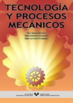 tecnologia y procesos mecanicos 9788483735268
