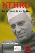 nehru la invencion de india sashi tharoor 9788483831168