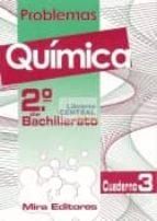 problemas de quimica 2º bachillerato. cuaderno 3-9788484650768