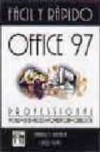 office 97 professional facil y rapido-santiago traveria reyes-9788489700468
