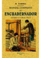 manual completo del encuadernador  (ed. facsimil de la oba de 1911) m. sabrel 9788490014868