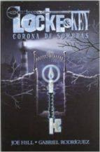 locke & key: corona de sombras-joe hill-9788490240168
