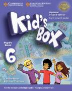kid s box ess 6 2ed updated pb 9788490369968