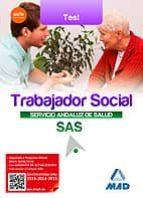trabajadores sociales del servicio andaluz de salud. test 9788490931868