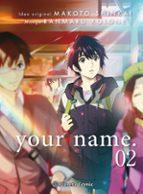 your name nº 02/03 (manga) makoto shinkai 9788491467168