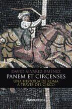 panem et circenses-david alvarez jimenez-9788491812968