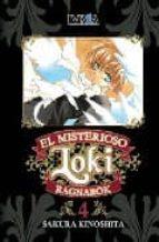 el misterioso loki. ragnarok nº 4 sakura kinoshita 9788493591168