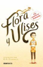 flora y ulises: las aventuras iluminadas-kate dicamillo-9788494258268