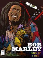 bob marley: wake up & live !-jim mccarthy-9788494879968