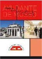 temario para ayudante de museo: museologia, arqueologia, patrimon io historico militar, artistico, antropologico y artes decorativas (2º edicion)-9788496552968